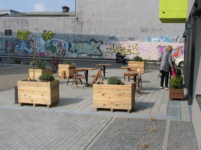 Kistenableger Kölner Künstler Theater
